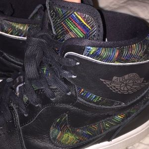 Nike jordan 1 retros limited edition
